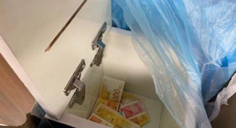 اعتقال مشتبه بسرقة صندوق تبرعات من مسجد في الطيبة