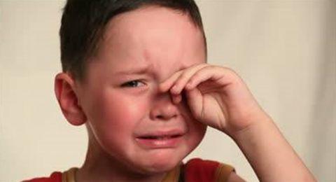 دراسة – دعوا أطفالكم يبكون... فهذا مفيد