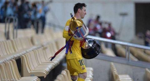 كومان سعيد بكأس إسبانيا.. ويوجه