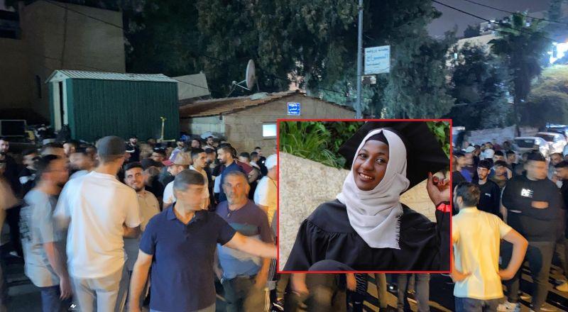 فيديو: وادي الجوز تشيع جثمان شهيدة العنف مريم التكروري