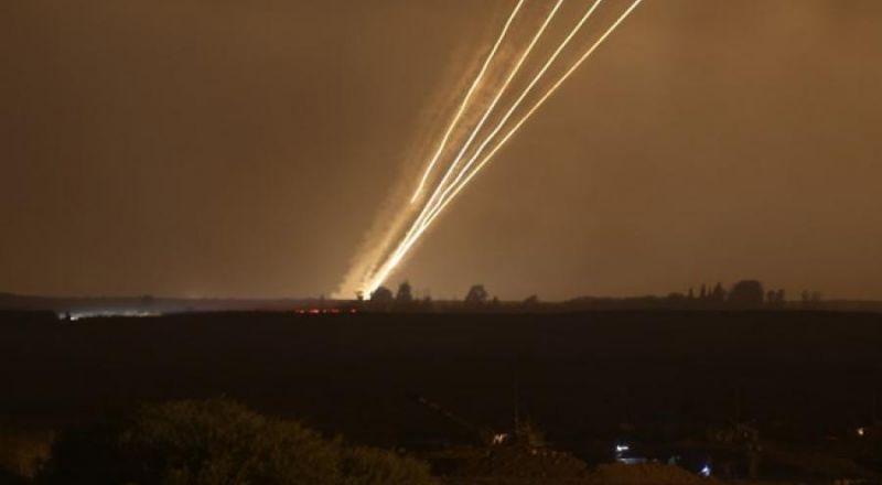 الجيش الإسرائيلي يؤكد قصف موقع داخل قطاع غزة ردا على إطلاق صواريخ