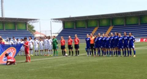الثلاثي العربي داليا دكور،نرجس الطوري ومريان عوض يتألقن في منتخب اسرائيل لكرة القدم