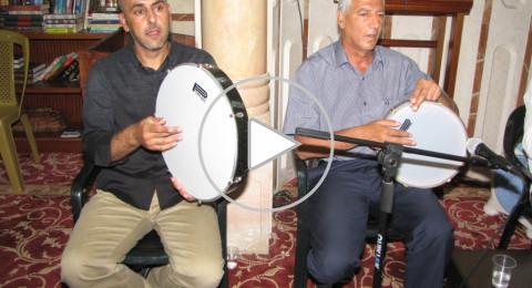 الاحتفال بليلة القدر في جامع عمر المختار يافة الناصرة