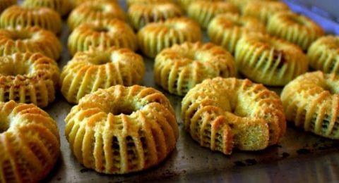 طريقة عمل حشو كعك العيد