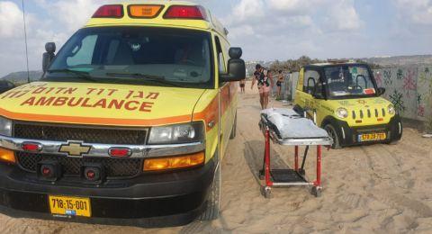 غرق رجل (45 عاما) بالقرب من زخرون يعقوب