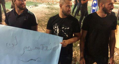 مباشر، ام الفحم: تظاهرة احتجاجًا على اقتحام المستوطنين مسجد الاقصى