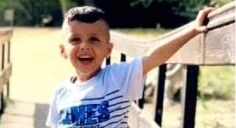 ضحية حادث الدهس برهط: محمد عمر ابو لبن (3 اعوام)