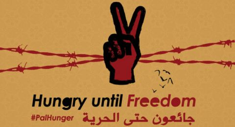 13 اسيرا يواصلون اضرابهم عن الطعام