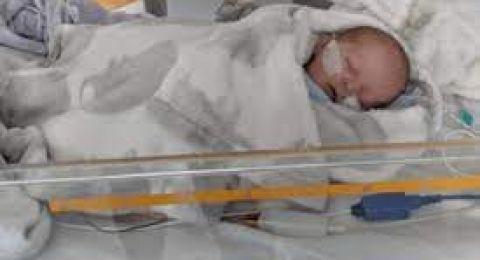اصابة طفل (3 اشهر) من راهط بفايروس كورونا