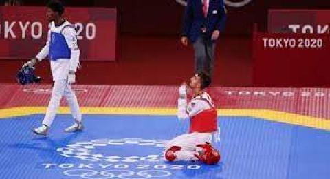 اولمبياد طوكيو.. التونسي الجندوبي يبلغ نهائي وزن 58 كغم في التايكوندو