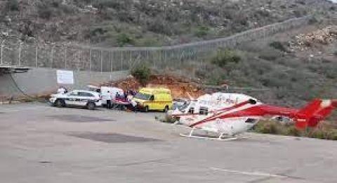 اصابة خطيرة لسيدة (55 عاما) تعرضت للغرق في البحر الميت