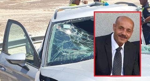 ضحية حادث الطرق على طريق ايلات: موسى دهامشة (51 عامًا) من كفركنا