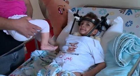 معجزة الطفل الفلسطيني عمران بني عودة ونجاته من موت محتم
