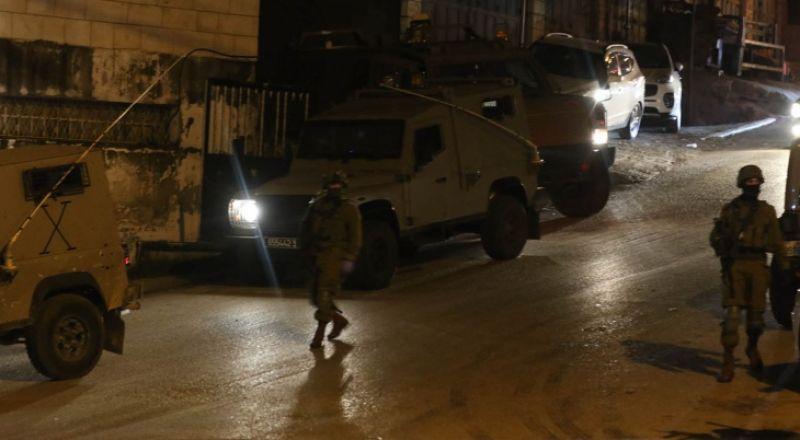 مواجهات في النبي صالح..استشهاد فتى واصابة جنديين اسرائيليين