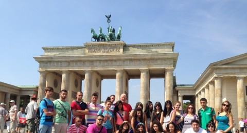 عودة فريق شبيبة كلية الرياضة من مؤتمر تبادل البعثات الشبابية في ألمانيا