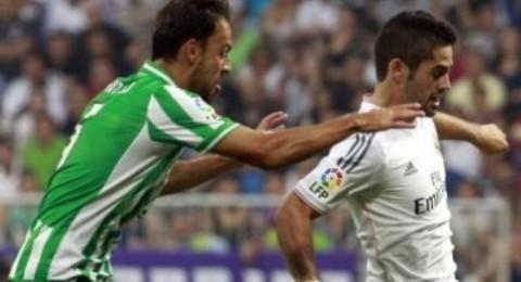 ريال مدريد يفتتح مشواره بفوز صعب على بيتيس