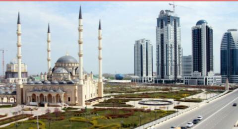 الشيشان تفتتح أكبر مسجد بأوروبا