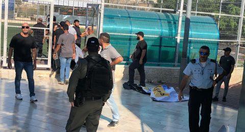 القوات الاسرائيلية تمنع إقامة دوري كرة القدم للعائلات المقدسية