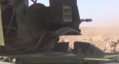 الجيش السوري يقترب من تحرير خان شيخون .. وقوات تركية تعبر الحدود!