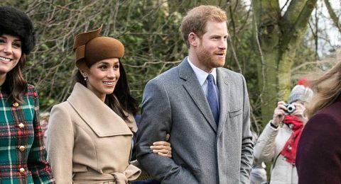 ملكة بريطانيا تحظر على زوجة حفيدها زيارتها بالجينز الممزق