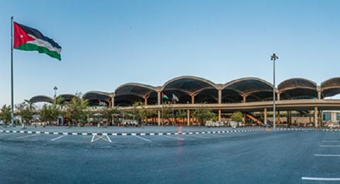 الأردن: عراك حامي الوطيس في مطار الملكة علياء