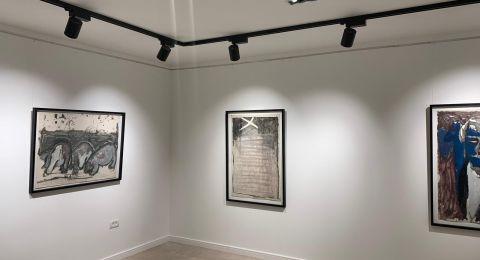 ام الفحم: افتتاح متحف الرسام العالمي عاصم صلاح ابو شقرة