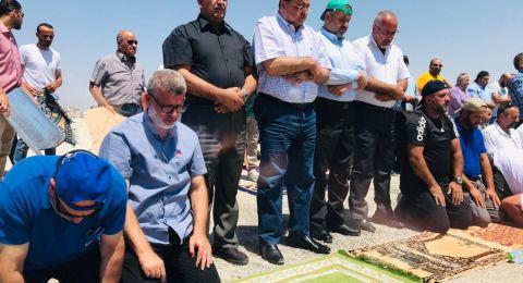 القدس: الشرطة الاسرائيلية تقمع اعتصام لأهالي قرية العيساوية