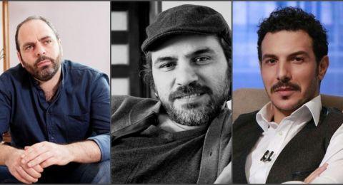 باسل خياط ورامي حنا وإياد الشامات مجددًا في عمل جديد.. من البطلة؟