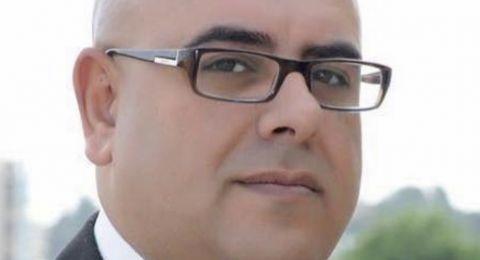 المحامي أحمد امين الجابر يستقيل من لجنة أمناء مسرح ام الفحم بعد الغاء حفل نفّار