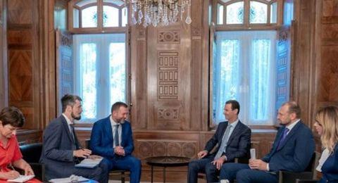 بعد تحرير خان شيخون- نائب روسي ينقل عن الأسد: سوريا تشهد تغييرات إيجابية