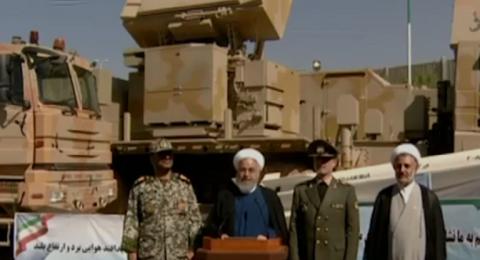روحاني: أمريكا تتصرف كالفأر أمام إيران