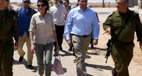 مندوب اسرائيل في الامم المتحدة يدعو الزعماء العرب الى الجهر بعلاقاتهم مع إسرائيل