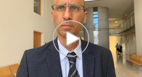 عضو بلديّة ام الفحم، المحامي توفيق جبارين: نبارك قرار المحكمة المركزية في حيفا