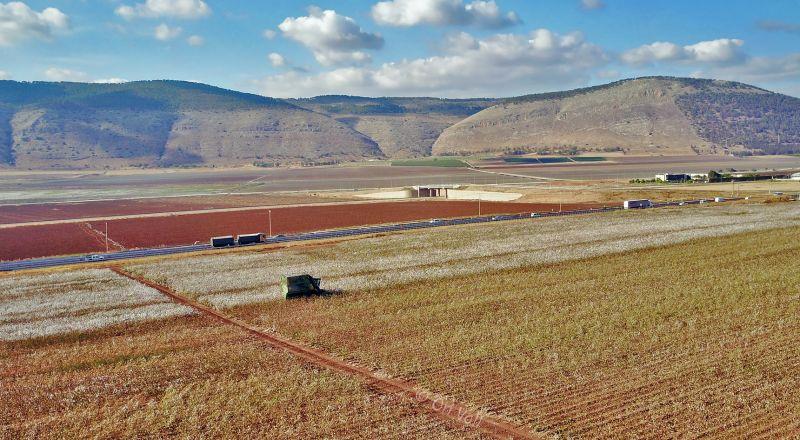 مشروع تطويري هام في الجلبوع لدعم السياحة والحفاظ على قيم الزراعة والطبيعة