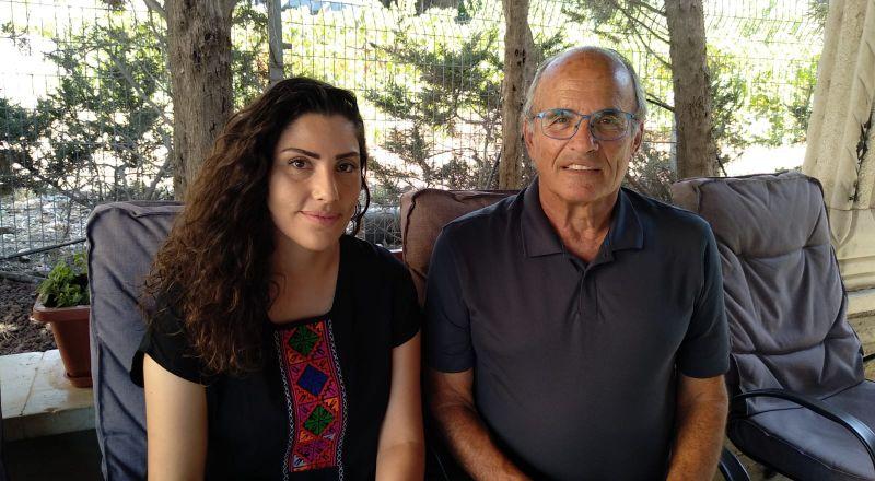 زينب أبو سويد المرشحة للمعسكر الديمقراطي: النواب العرب همشوا القرى البدوية