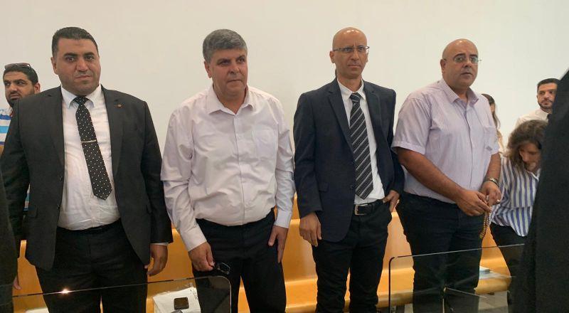 انطلاق جلسة النظر في الالتماس المقدم ضد بلديّة ام الفحم في المركزيّة - حيفا