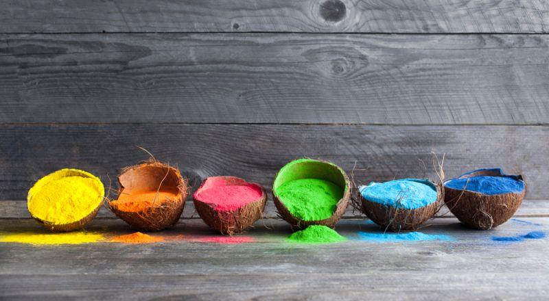 الأخضر أهمّها.. الألوان أحدث الصيحات العلاجية للجسم!