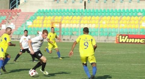 الاهلي ام الافحم يستمر باندفاعه وفوز ثاني على مـ كريات غات 2-1