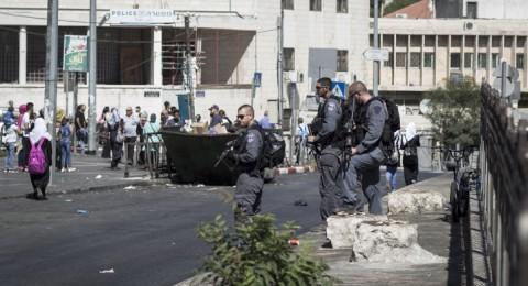شهيدان أحدهما طفل برصاص الاحتلال قرب الحرم الإبراهيمي