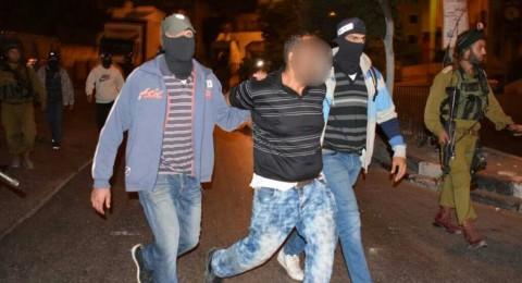 اقتحام مخيم الدهيشة واعتقال 5 شبان