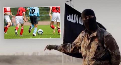 داعش يعدمُ ستة أطفال بسبب كرة القدم!