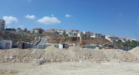 بلدية القدس تؤجل مناقشة بناء جديد في مستوطنة جيلو قبل ساعات من لقاء نتنياهو واوباما
