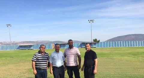 إدارة بستان المرج تطّلع على أعمال الصيانة بالقرى وتؤكد: التطويرات مستمرة