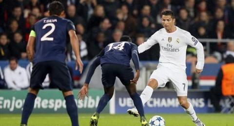 التعادل السلبي يخيم على صدام ريال مدريد وباريس سان جيرمان