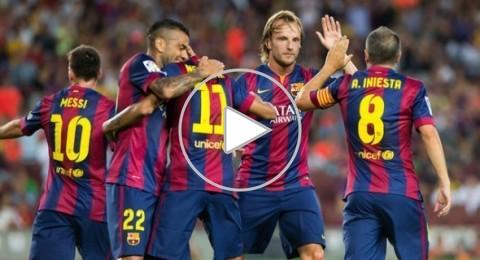 الليلة وببث مباشر على موقع بكرا برشلونة في ضيافة باتي بوريسوف