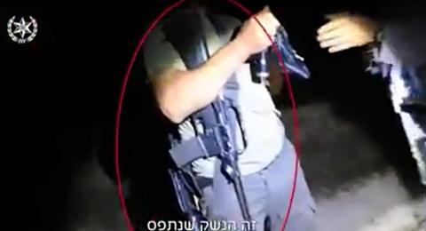 قرب الناصرة .. مطاردة فإطلاق نار على الشرطة وبعدها القبض على المشتبه!