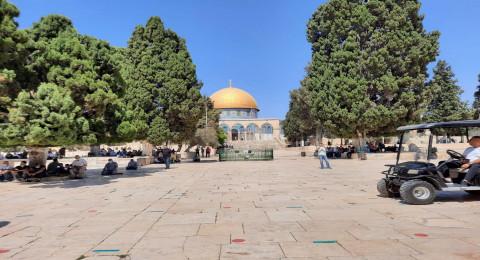 وفود إماراتية تزور الأقصى وسط انتقادات الفلسطينيين