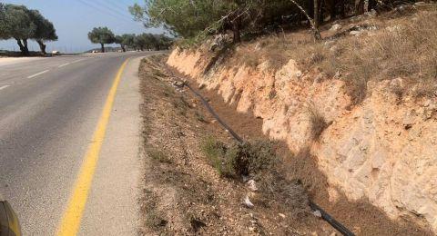 معليا: إقامة خط مياه جديد الى منطقة ترثيلا بمساع جمعية الفردوس وأصحاب أراضي خاصة