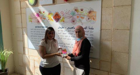 تجاوب كبير مع حملة صحة أهلك واجب عليك لهيئة المدراء العرب في شركة المراكز الجماهيرية