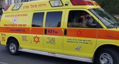 قتيل ومصابين بحادث طرق مروع في الضفة الغربية